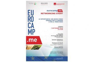 EUROCAMPTOUR. PARTE DA CASERTA, IL 7 SETTEMBRE, IL NETWORKING EVENT SULLA PROGETTAZIONE EUROPEA PROMOSSO DALL'EURODEPUTATO NICOLA CAPUTO