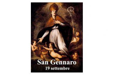 IL SANTO di oggi 19 Settembre – San Gennaro