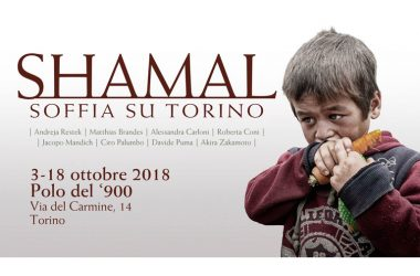 Shamal soffia su Torino, mostra d'arte