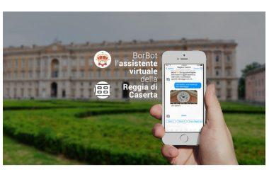 La società casertana '360open' e il suo Borbot al Festival internazionale della Robotica di Pisa