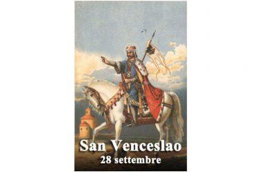 IL  SANTO di oggi 28 Settembre – San Venceslao