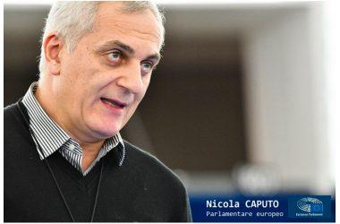 """ANTIBIOTICI   STRASBURGO, L'EURODEPUTATO NICOLA CAPUTO LANCIA L'ALLARME, """"L'USO ECCESSIVO E' PERICOLOSO PER LA SALUTE UMANA"""""""