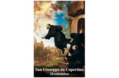 IL SANTO di oggi 18 Settembre – San Giuseppe da Copertino