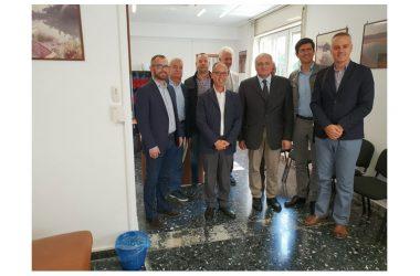 Buone prassi, una delegazione di dirigenti serbi in visita al Consorzio di Bonifica del Sannio Alifano