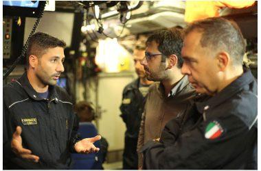 Difesa: Sottosegretario Tofalo a bordo del sommergibile Scirè, gli occhi della Marina Militare sul Mediterraneo ed oltre