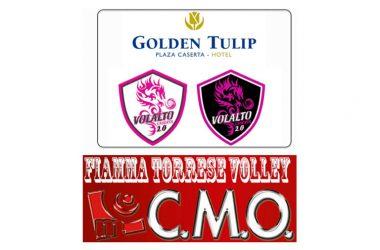 La Golden Tulip Volalto 2.0 Caserta conquista la prima vittoria della stagione