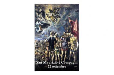 IL SANTO di oggi 22 Settembre – San Maurizio e Compagni