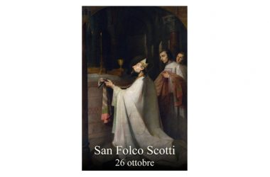 IL SANTO di oggi 26 Ottobre – San Folco Scotti