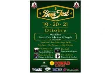 Conferenza Stampa di presentazione del Beer Fest 2k18