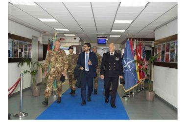 Difesa: Sottosegretario Tofalo al Comando Nato di Solbiate, l'Italia tra gli attori principali nell'Organizzazione Atlantica