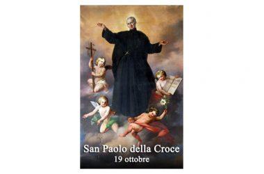 IL SANTO di oggi 19 Ottobre – San Paolo della Croce