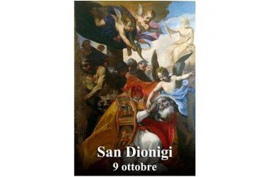 IL SANTO di oggi 9 Ottobre – San Dionigi e compagni