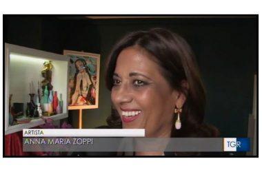 """Personale dell'Artista Anna Maria Zoppi """"Diritto alla vita"""""""