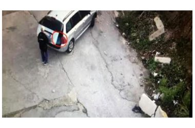 Sant'Angelo d'Alife, beccati dalle telecamere di videosorveglianza. Ottimo lavoro della Polizia Municipale