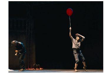 IN TERRA IN CIELO di e con Garbuggino-Ventriglia al Teatro Civico 14