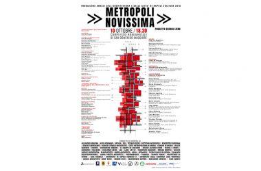 """""""Metropoli Novissima"""": una mostra sulle periferie urbane – Napoli, vernissage 10 ottobre"""