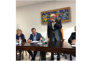 """Sannio Alifano, Santagata parla di """"un Consorzio che funziona"""". Alfieri: """"verso una nuova legge sulla bonifica che sia più efficace ed efficiente"""""""