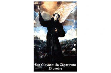 IL SANTO di oggi 23 Ottobre – San Giovanni da Capestrano