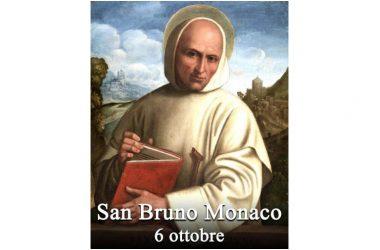 IL SANTO di oggi 6 Ottobre – San Bruno di Colonia