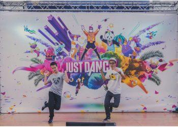 LE FOTO. Just Dance e FIFA 2019 al Campania
