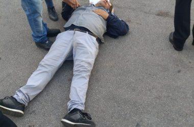 """Cesa, operatori ecologici manifestano per mancate retribuzioni, lavoratore colto da malore. Guarino (UGL): """"la misura è colma"""""""