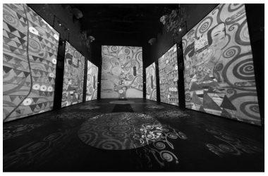 Mostra Klimt Experience_19.10.2018 ore 11.30 Basilica dello Spirito Santo, Napoli