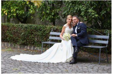 Sposi Dario Duro e Loredana Gaudiosi –  Il re dell'accoglienza, accoglie i suoi ospiti