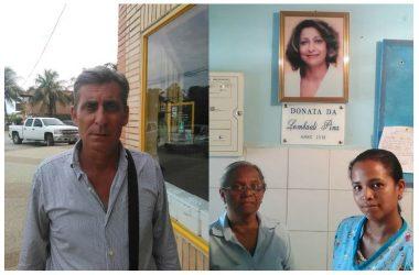 In Venezuela l'Ambulatorio di Estado Falcon è dedicato alla maddalonese Pina Lombardi