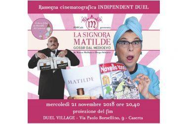Al Duel Village 'La signora Matilde – Gossip dal Medioevo'