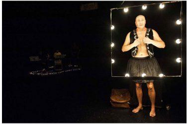 """Giovedì 22 novembre: la Compagnia Idea/Azione porta in scena """"Ballerina"""" liberamente tratto da un racconto di Patricia Highsmith, al Teatro Elicantropo di Napoli"""