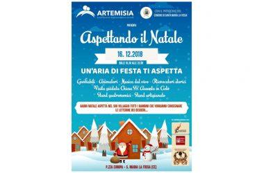 Il Villaggio di Babbo Natale arriva in piazza Europa a Santa Maria La Fossa