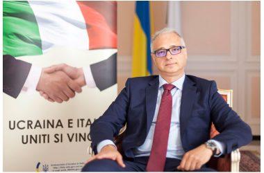 Comunicato di S.E. L'Ambasciatore d'Ucraina in Italia