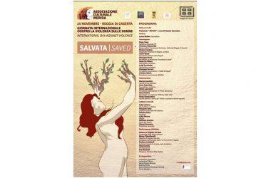 """""""SALVATA"""" – 25 NOVEMBRE REGGIA DI CASERTA"""