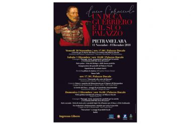 Pietramelara, il Palazzo Ducale apre le sue porte ad una due giorni di convegni, visite guidate teatralizzate, musica e sapori antichi