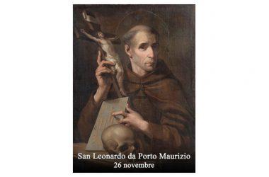 IL SANTO di oggi 26 Novembre – San Leonardo da Porto Maurizio