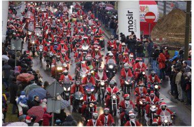 Babbo Natale in Moto – Caserta – 2018