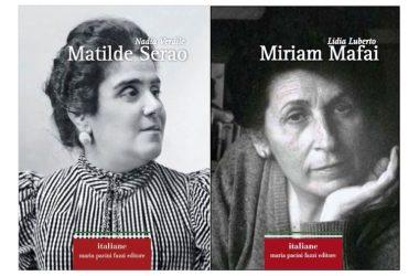FALCIANO DEL MASSICO – Matilde Serao e Miriam Mafai, saranno raccontate da due giornaliste casertane, autrici delle loro biografie: Nadia Verdile e Lidia Luberto
