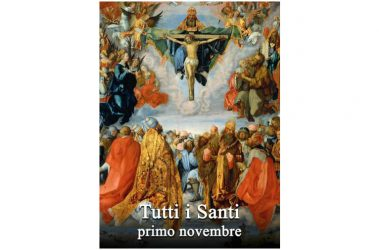 OGGI 1 Novembre si celebra la Festa i Tutti i Santi