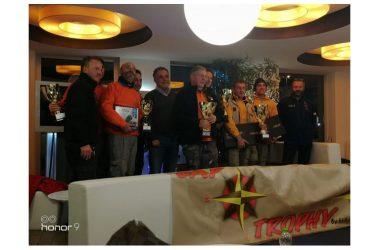 Off Road, ottimo piazzamento per il piedimontese Alfredo De Rosa alla finale in Toscana del Cap Trophi 2018