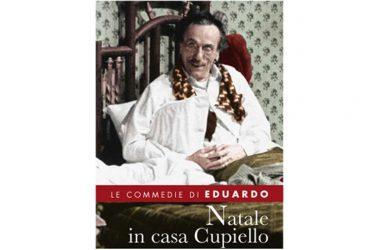 AL VIA LA COMMEDIA DI EDUARDO DE FILIPPO, DOMANI SERA, CON LETTERATITUDINI.