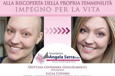 Oncoestetica all'Ospedale di Piedimonte Matese grazie alla Onlus Angela Serra, domani la presentazione