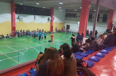 La festa del basket, Gioia Sannitica protagonista con la nuova palestra