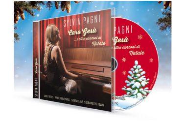 Esce il 18 dicembre il nuovo album natalizio di Sylvia Pagni