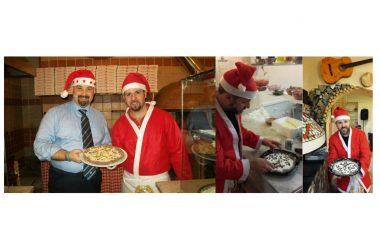Per il Natale 2018 ritorna sulle tavole dei napoletani : la pizza panettone.