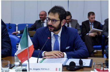 Difesa: Sottosegretario Tofalo presiede meeting ministeriale su Eurofighter
