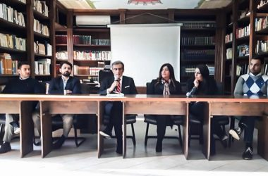 Cancello ed Arnone: Questa mattina la conferenza stampa di fine anno.