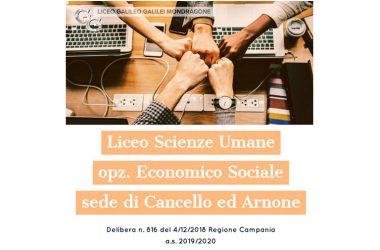 La Giunta Regionale della Campania provvede al dimensionamento scolastico e Piano dell'offerta formativa A.S. 2019/2020