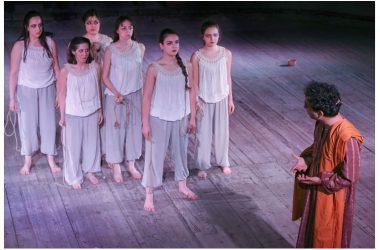 """Al Nostos Teatro, la grande tragedia greca: da Eschilo """"Le supplici"""" domenica 3.02"""