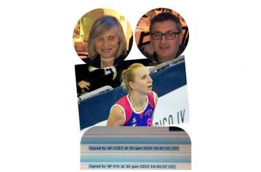 Tereza Matuszkova, dunque, è alla VOLALTO 2.0