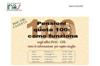 """La legge di stabilità ha confermato la possibilità di andare in pensione con """"Quota 100"""""""